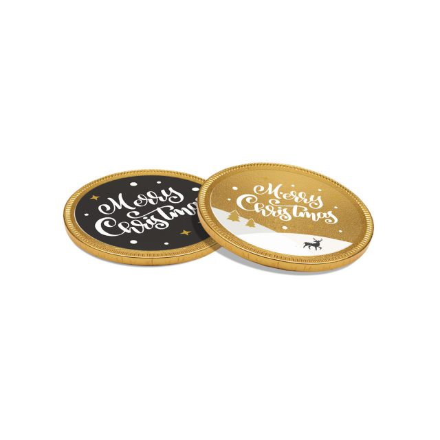 Winter Collection 2020 – Chocolate Medallion – 55 mm