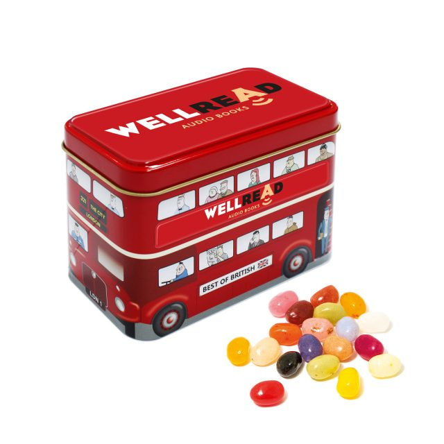 Bus Tin – The Jelly Bean Factory®