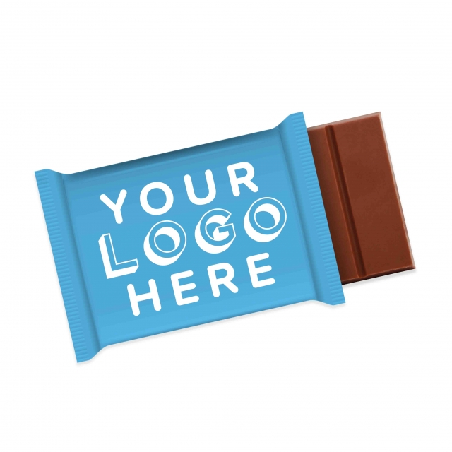 Flow Bag – Swiss Milk Chocolate Bar – 50g