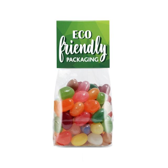 Eco Range – Small Block Bottom Bag – The Jelly Bean Factory®
