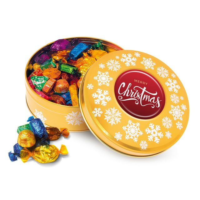 Share Tin – Quality Street – Gold