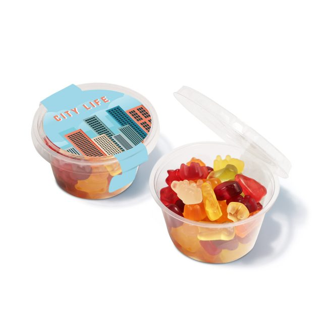 Eco Range – Maxi eco pot – Kalfany Fruit Gums