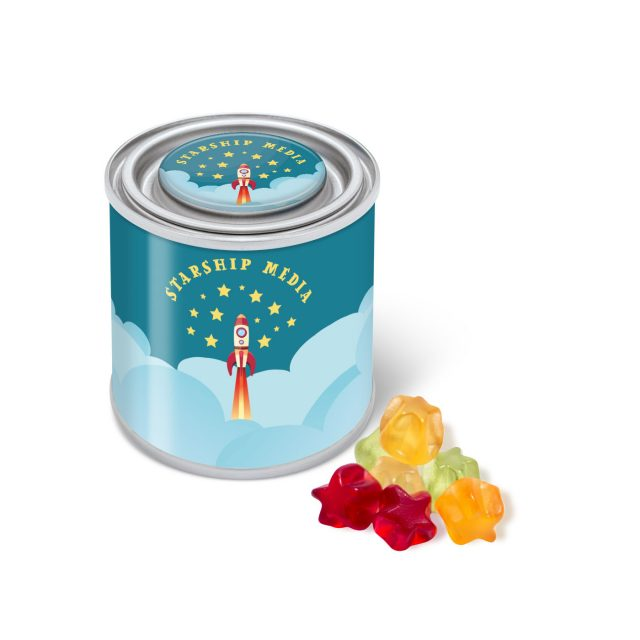 Small Paint Tin – Kalfany Fruit Gums