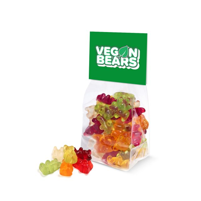Eco Range – Block Bag – Kalfany Vegan Bears