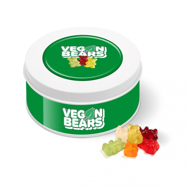 Treat Tin – Kalfany Vegan Bears