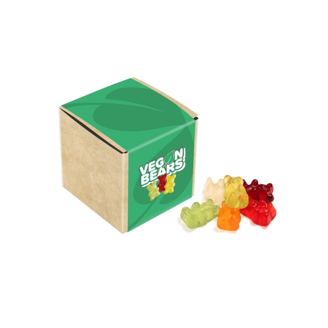 Eco Range – Eco Craft Cube – Kalfany Vegan Bears – 40g