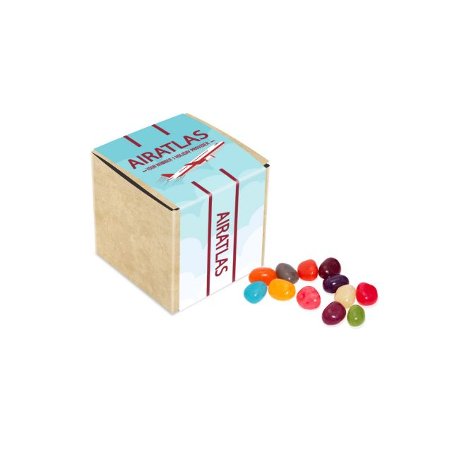 Eco Range – Eco Craft Cube – The Jelly Bean Factory® – 50g