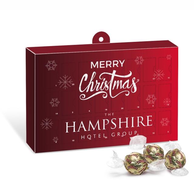 Christmas – Luxury Calendar – Baileys Truffles – Maxi