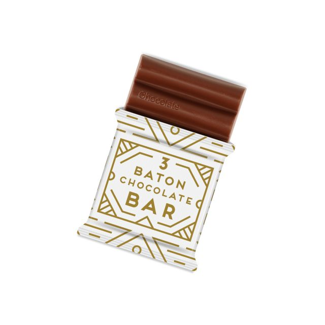 Winter Collection – 3 Baton – Chocolate Bar