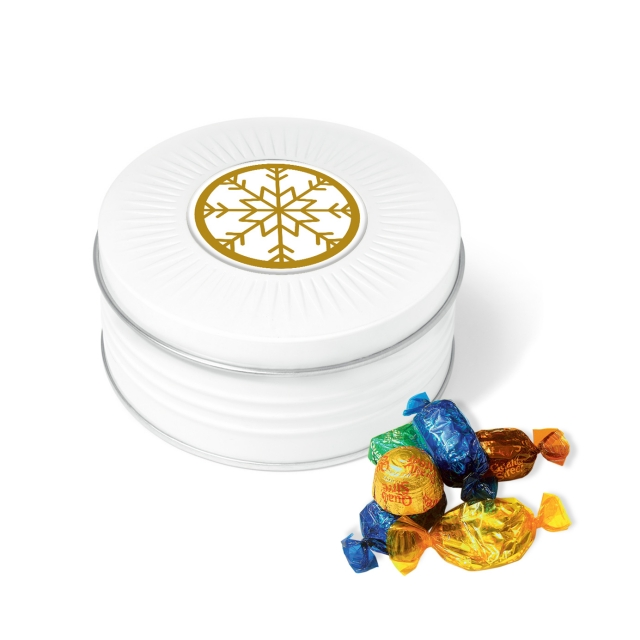 Winter Collection – Sunray Treat Tin – Quality Street