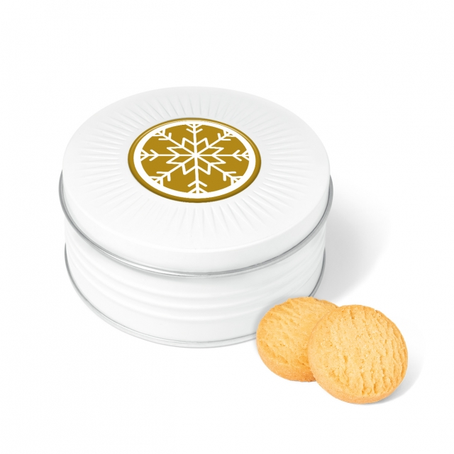 Winter Collection – Treat Tin – Sunray – Mini Shortbread Biscuits
