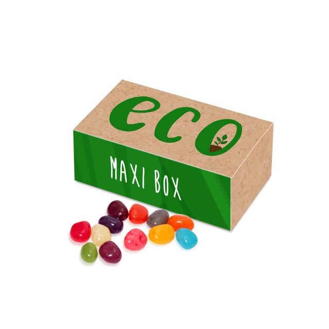 Eco Range – Eco Maxi Box – Jelly Bean Factory® – COMING SOON