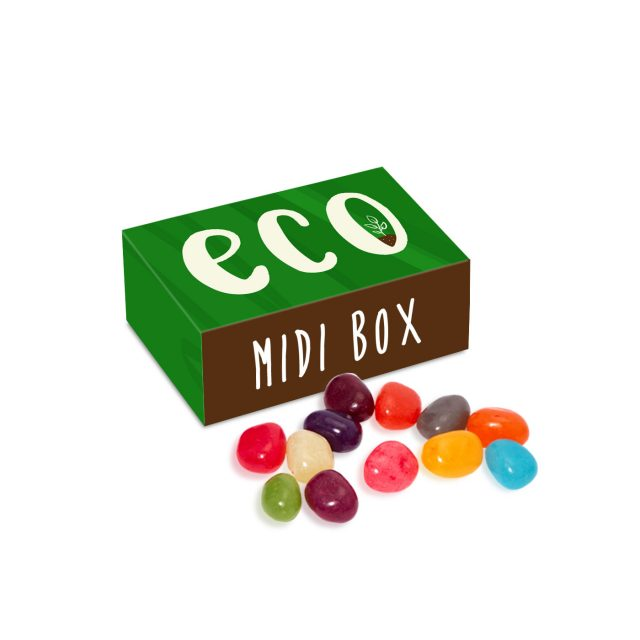 Eco Range – Midi Eco Box – The Jelly Bean Factory®