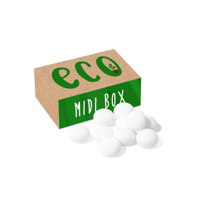 Eco Range – Midi Eco Box – Mint Imperials