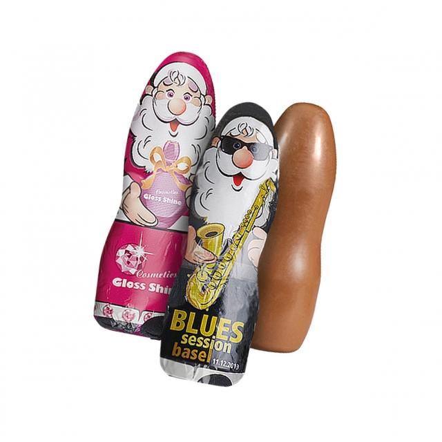 Christmas – Chocolate Santa – 28g – Midi