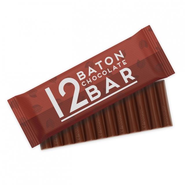 12 Baton – Chocolate Bar