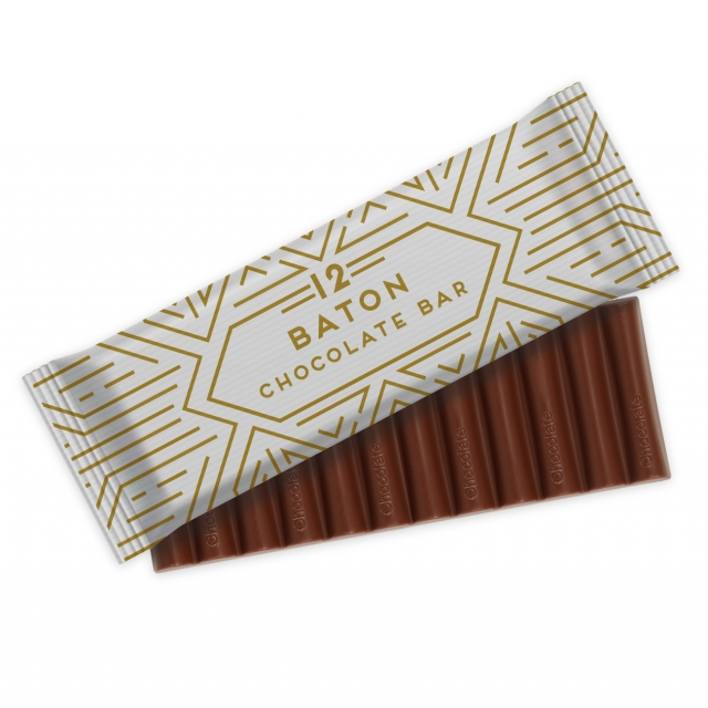 Winter Collection – 12 Baton – Chocolate Bar