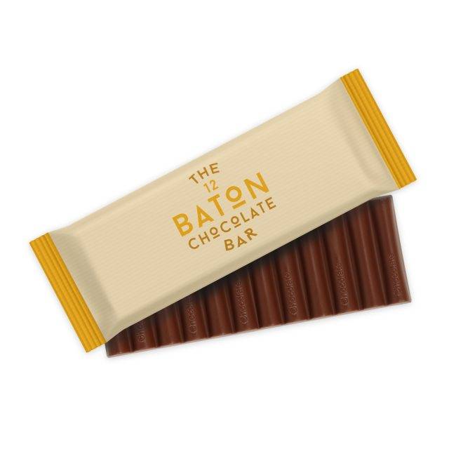 Easter – 12 Baton – Chocolate Bar