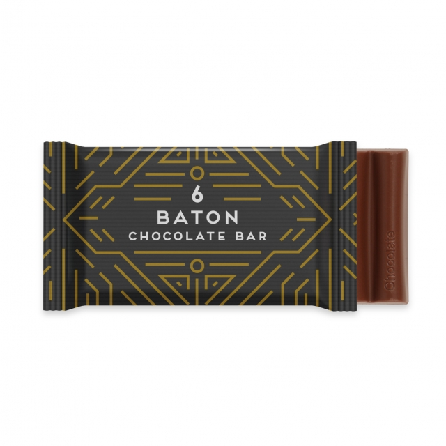 Winter Collection – 6 Baton – Chocolate Bar