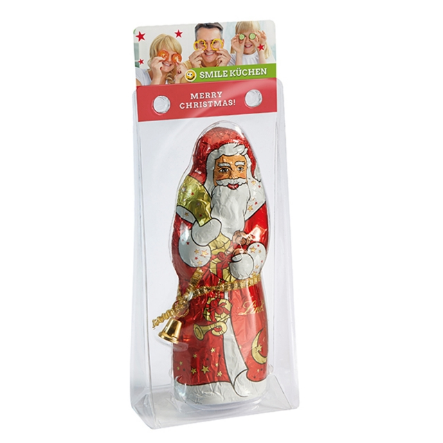 Winter Collection – Chocolate Santa – Lindt – 70g