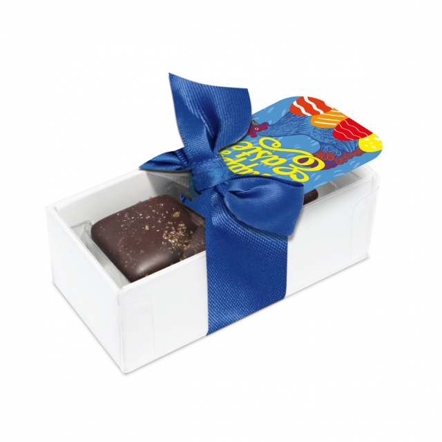 Easter – 2 Choc Box – Dark Chocolate Salted Caramels