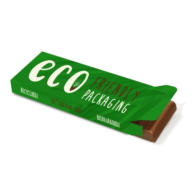 Eco Range – Eco 12 Baton Box – Chocolate Bar