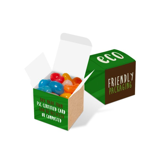 Eco Range – Eco Cube Box – Jolly Beans