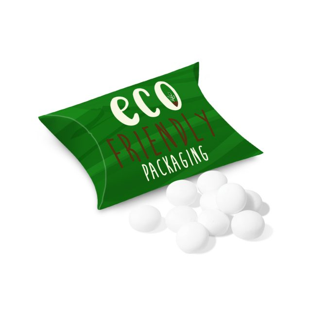 Eco Range – Eco Large Pouch Box – Mint Imperials – COMING SOON