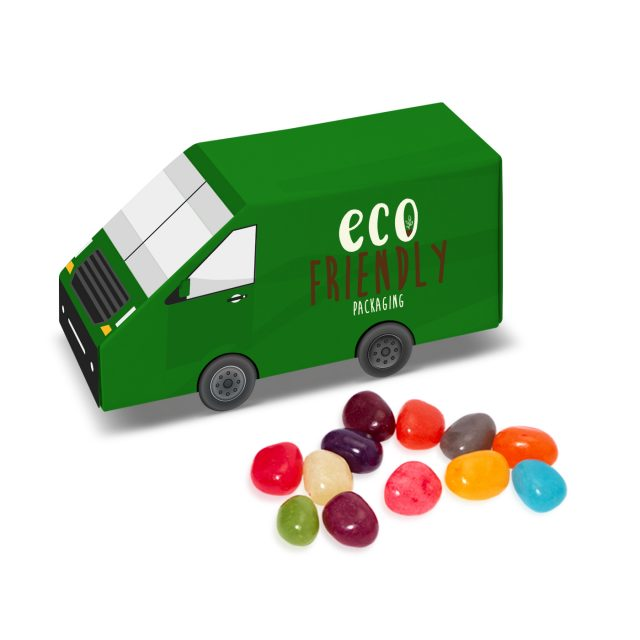 Eco Range – Eco Van Box – The Jelly Bean Factory®