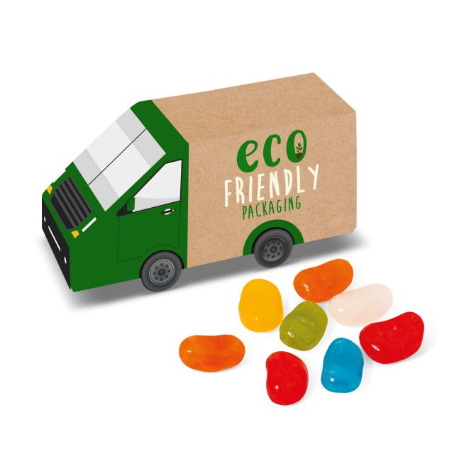 Eco Range – Eco Van Box – Jolly Beans