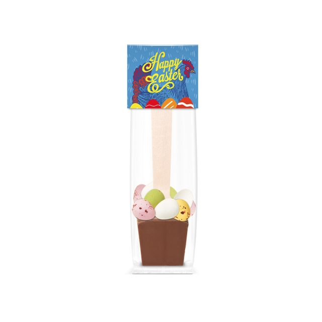 Easter – Info Card – Hot Choc Spoon