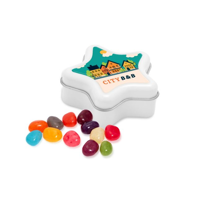 Star Tin – Jelly Bean Factory®