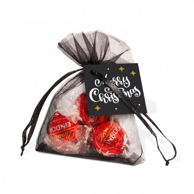 Winter Collection 2020 – Organza Bag – Lindt Chocolate Balls