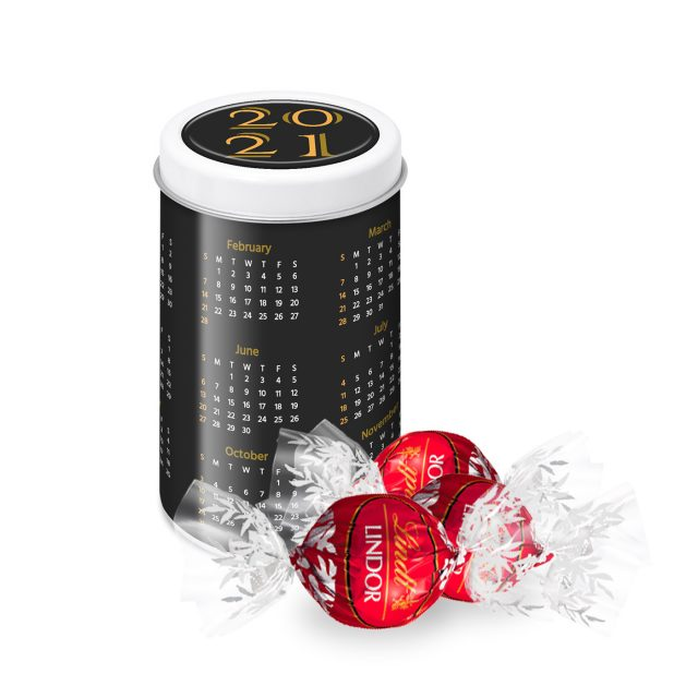 Winter Collection 2020 – Snack Tin – Lindt Chocolate Balls