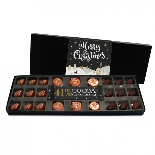 Winter Collection 2020 – Chocolate Box – Chocolate Truffles