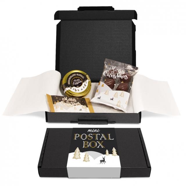 Winter Collection 2020 – Mini Black Postal Box