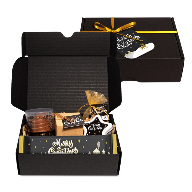 Winter Collection 2020 – Black Treat Box – OUT OF STOCK