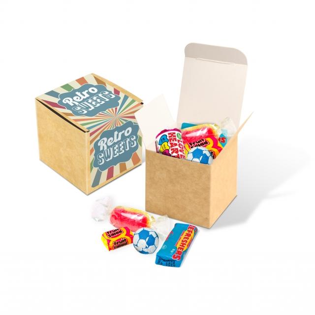 Eco Kraft Cube