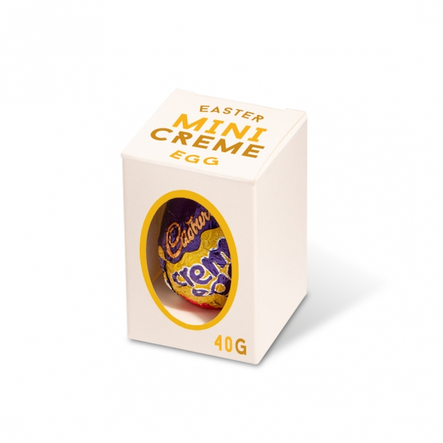 Easter – Eco Mini Egg Box – Mini Chocolate Eggs – NEW