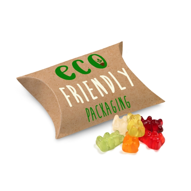 Eco Large Pouch Box – Kalfany Vegan Bears