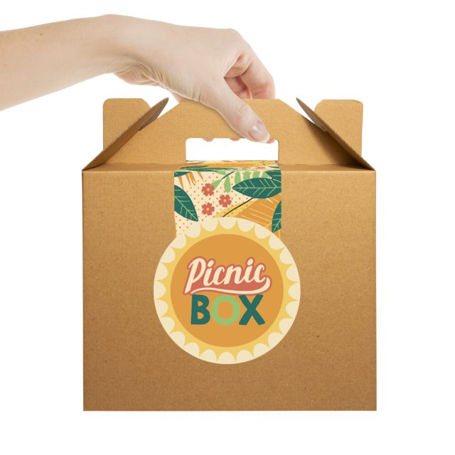 Gift Boxes – Carry Box – Picnic Edition