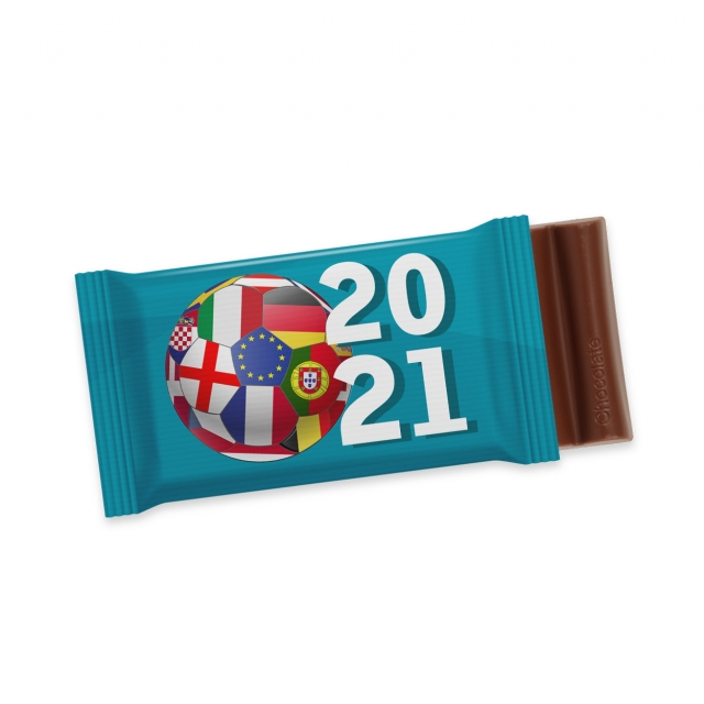 Euro 2021 – 6 Baton – Chocolate Bar